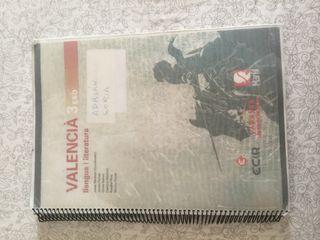 Libro valenciano 3 eso marfil