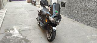 moto eléctrica más otra moto de regalo 160 autonon