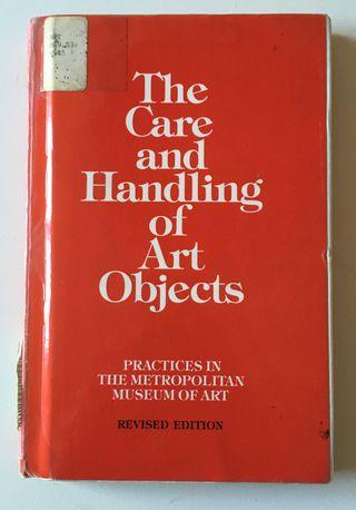 Art handling. Arte, conservación, patrimonio