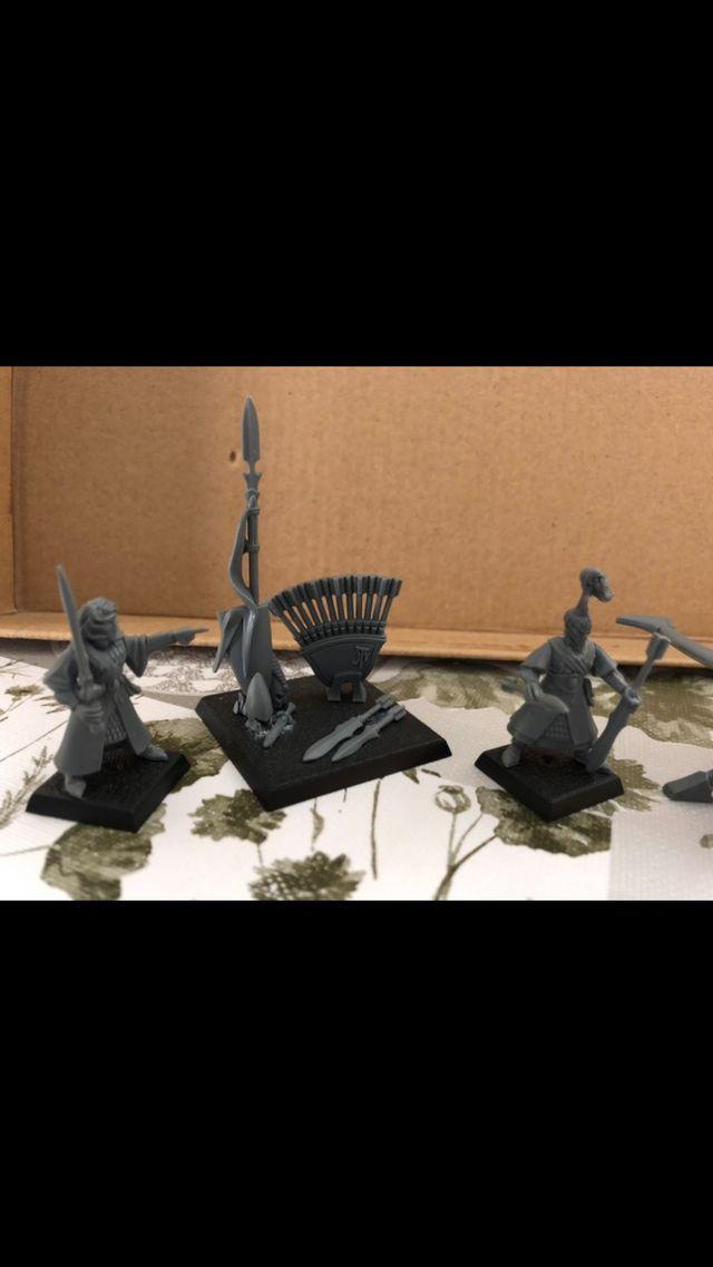 Lanzavirotes Altos Elfos