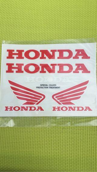 Adhesivos Honda