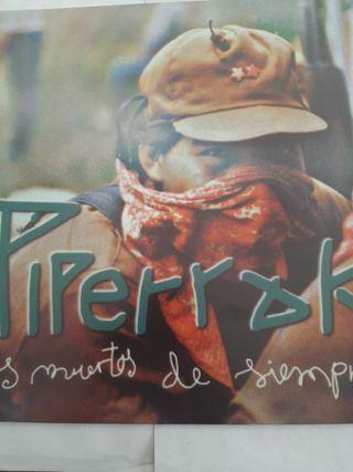 LP Piperrak Los muertos de siempre