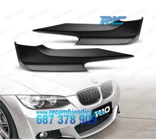 SPLITTERS BMW SERIE 3 E92 E93 PRE-LCI PARAGOLPES P