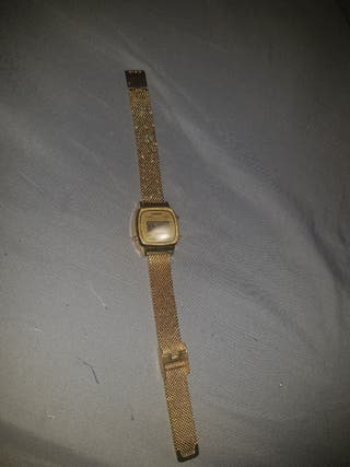 Reloj Casio Gold Vintage water resist