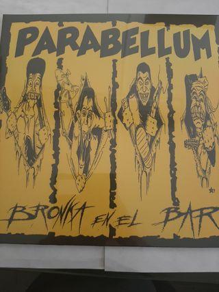 LP Parabellum Bronka en el bar