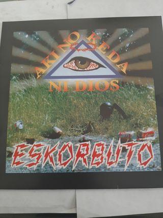 LP Eskorbuto Aki ko leda ni dios