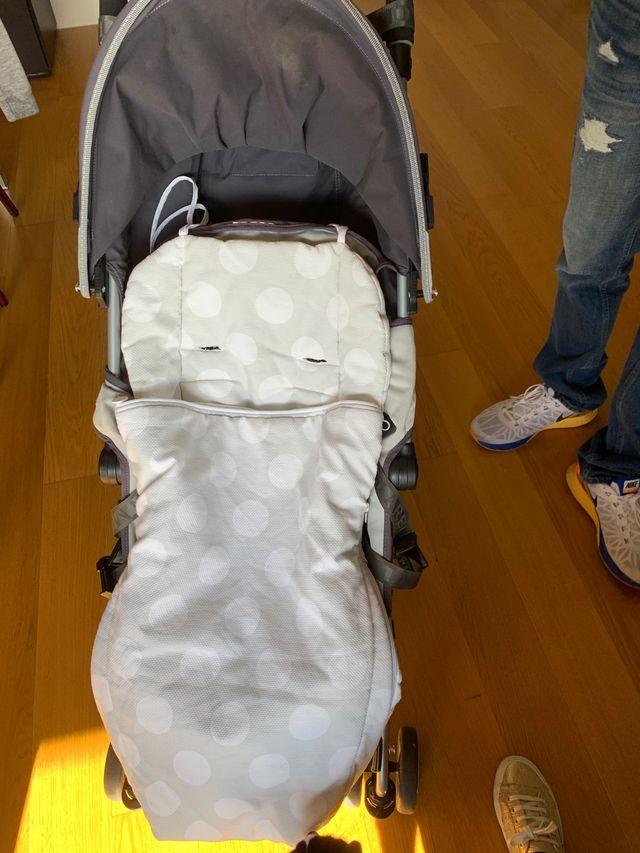 McLaren Quest regalo saco de lunares gris