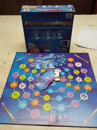 juego de mesa personology,