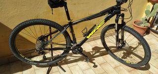 Bicicleta de montaña WRC