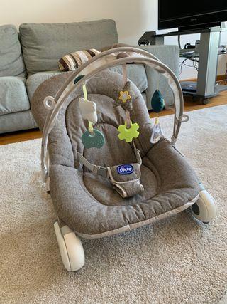 Hamaca chicco desde recién nacido