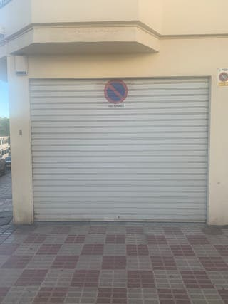 Puerta Persiana eléctrica enrollable