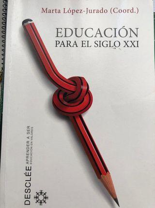 LIBRO DE EDUCACION PARA SIGLO XXI