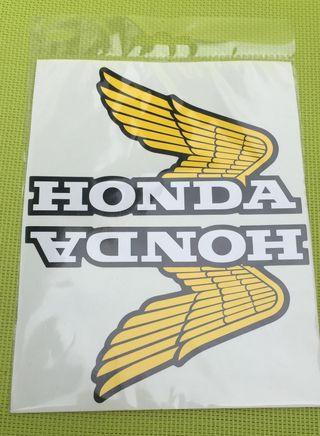 Pegatinas Alas Honda