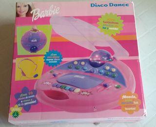 Disco dance Barbie Micrófono incluido