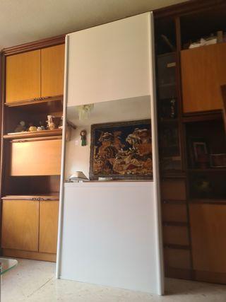 """Frente de armario 2 Puertas correderas """" Lacadas"""""""