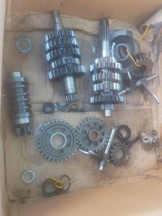 Piezas motor gas gas 250