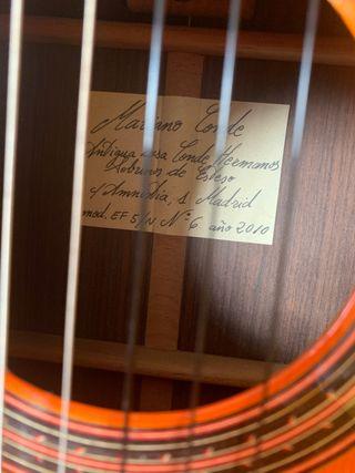 Guitarra Flamenca Mariano Conde ¡¡ REBAJADA !!