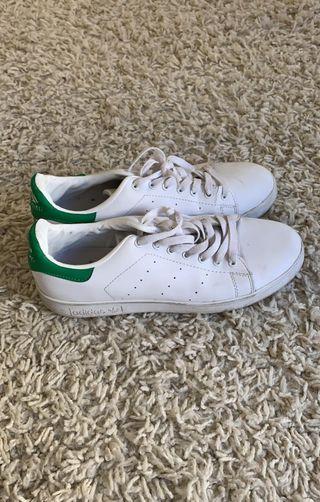 Stan Smith verdes zapatillas