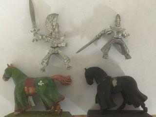 Heroes elfos Warhammer
