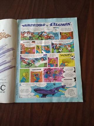comic gente menuda año 1990 número 28