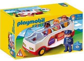 Playmobil 1,2,3 Autobus