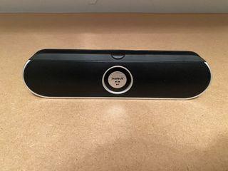 Altavoz bluetooth con soporte tablet (envío gratis