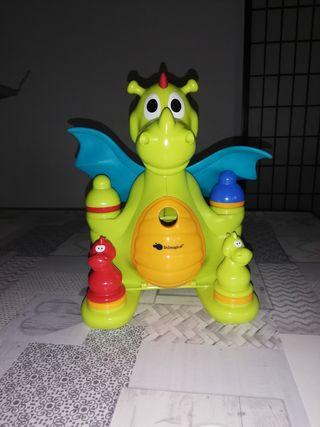 Baby dragon construction