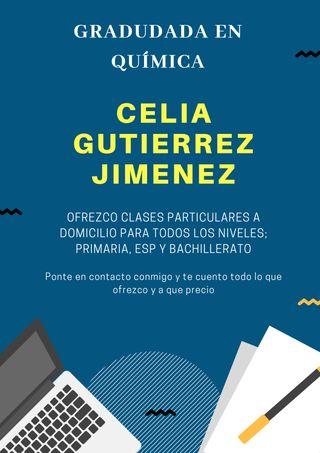 CLASES DE APOYO PARTICULARES A PRIMARIA, ESO Y BAC