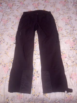 pantalón quechua mujer talla 44