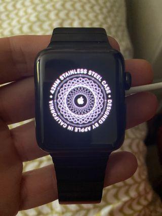 Apple Watch series 2 stainless steel 42mm(2nd gen)