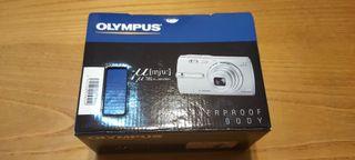 Vendo cámara compacta Olympus all-weather