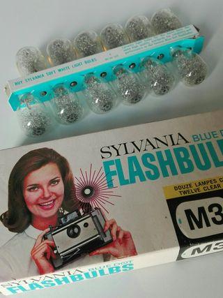 NOS Flash Sylvania M3