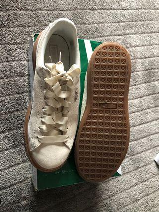 Zapatillas Puma numero 40,5