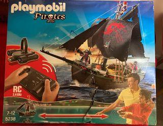 Playmobile Remote Control Pírate Ship