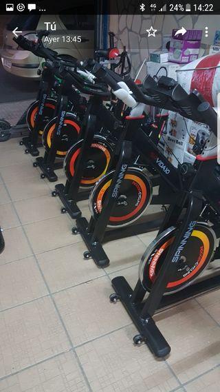 Bicicleta Spinning Vida 10