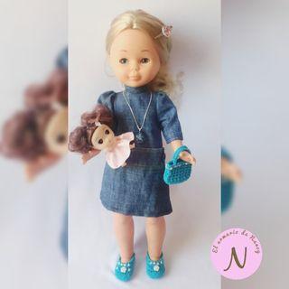 Nancy, vestido