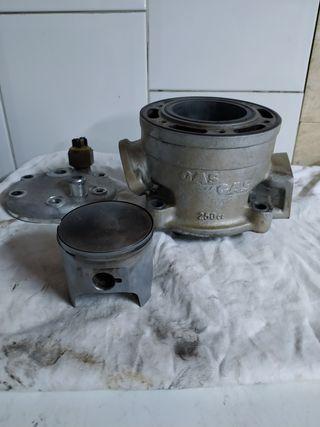 cilindro gas gas delta y contact 250