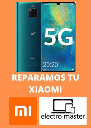 Reparación Xiaomi