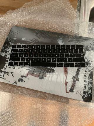 Teclado protector MacBook Pro