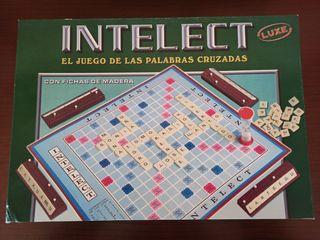 Intelect luxe (scrabble) juego de mesa falomir