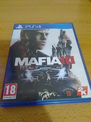 PS4 MAFIAIII