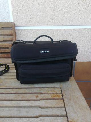 maletín para cámara de fotos