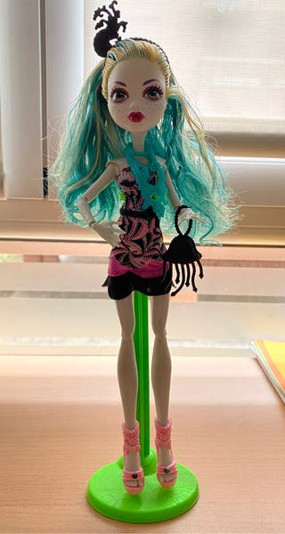 Monster High - Lagoona Blue