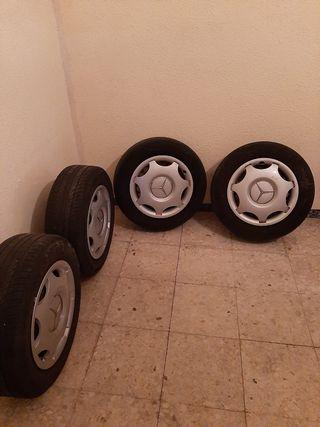 Ruedas nuevas Mercedes-Benz