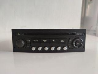 Radio original de coche Peugeot 307