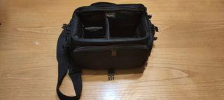 Bolsa de hombro para cámara reflex