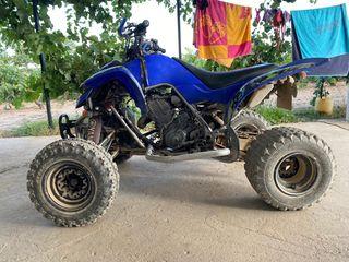 Yamaha ractor 660