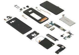 Piezas Samsung Galaxy s8, s8 plus excepto pantalla
