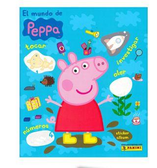 Peppa Pig cromos