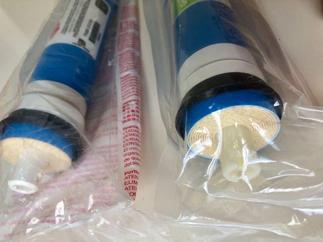filtres et membranes pour filtration d'eau osmose